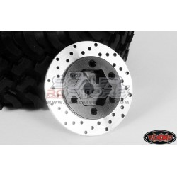RC4WD 1.5 & 1.7 Steel Wheel Hex Hub with Brake Rotor