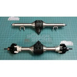 TSS Steel Vaterra Twin Hammers Axles