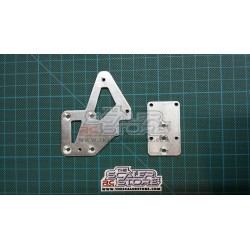 TSS Front Trasmission Mounting Plates for Ascender