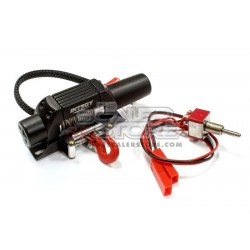 Integy Alloy Mega Winch T5 1/8 BLACK