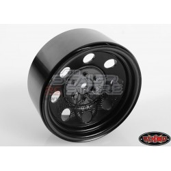 RC4WD Mickey Thompson MT-28 2.2 Steel Beadlock Wheels (4)...