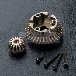 MST Bevel Gear Set 36/15 CMX