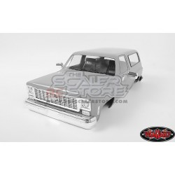 RC4WD Chevrolet Blazer Plastic Body