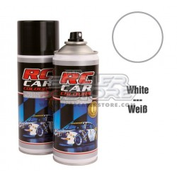 Ghiant RCC Spray Color White 150ml Lexan