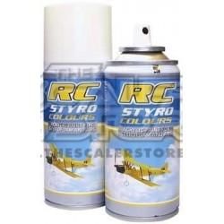 Ghiant RCC Spray Color White 150ml ABS