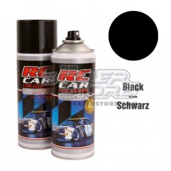 Ghiant RCC Spray Color Black 150ml Lexan