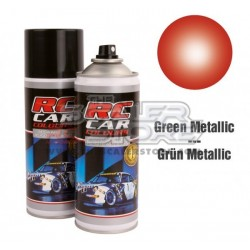 Ghiant RCC Spray Color Red Metallic 150ml Lexan
