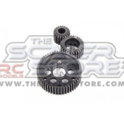 Axial Steel Gear Set for AX10/SCX/Wraith Trasmission