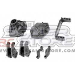 Axial Double Output Axle Conversion Set Wraith