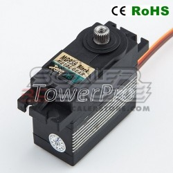 TowerPro Digital Servo 32Kg MG959 Black