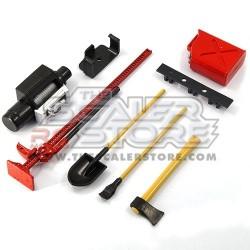 Yeah Racing Tool & accessory set