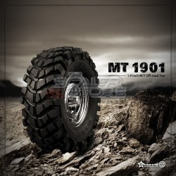 Gmade 1.9 MT 1901 tires
