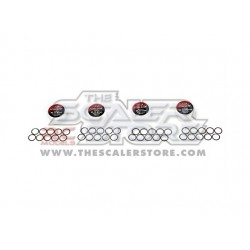 Trackstar Pro Shim Set 10mm