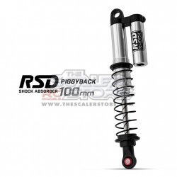 Gmade RSD Piggyback Aluminium Shocks 100mm (2)
