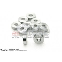 Gmade M3 Aluminum Spacers 7x2.5mm (10)