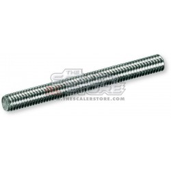Stainless Steel Threated Rod M3 50cm
