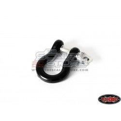 RC4WD King Kong Mini Tow Shackle BLACK