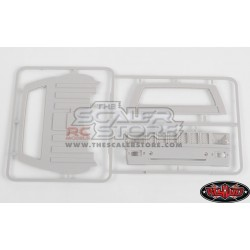 RC4WD Cab Back panels for Toyota Hilux/Bruiser/Mojave