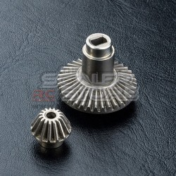 MST Bevel Gear Axle CFX-W 36/15T