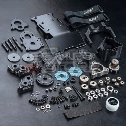 MST Transmission and Transfer Case CFX/CFX-W