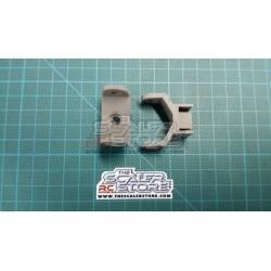 TSS Castor Blocks for Tamiya 1/14 Steering Axle...