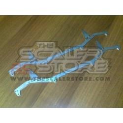 TSS Steel Ladder Frames for Jeep CJ/YJ leaf springs