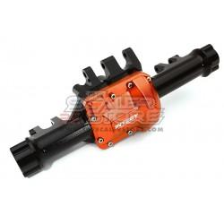 Integy TRX-4 Aluminum Rear Axle Case BLACK