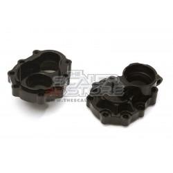 Integy TRX-4 Aluminum Inner Rear Portal Housings (2) BLACK