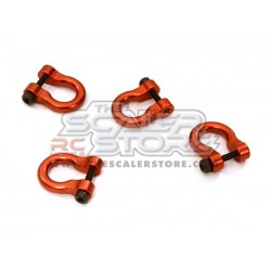 Integy Hooks (5) RED