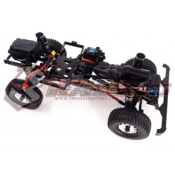 3Racing EX Real 1/10 4WD RC Crawler