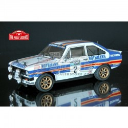 Italtradin Ford Escort RS 1800 Painted Body