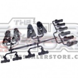 3Racing Colonnine Ammortizzatori Ex Real Crawler