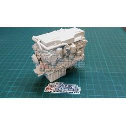 TSS 3D Printed ABS Detroit Diesel Engine