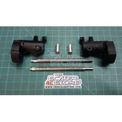TSS CFX-W Steering Eliminator 0 Camber with Straight Axles