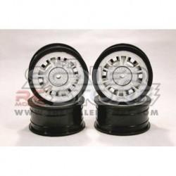 Italtrading Fiat 124 Wheel Set (4)