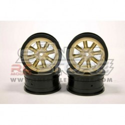 Italtrading Ford Escort RS 1800 Wheel Set (4)