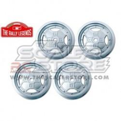 Italtrading Fiat 131 Wheel Set (4)