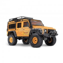Traxxas TRX-4 Land Rover Defender Trophy Tan RTR