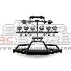 Axial SCX10 front bumper