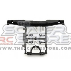 Axial SCX10 rear bumper