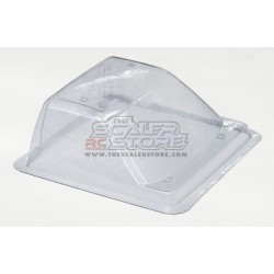 RC4WD Clear lexan windshield for F-350