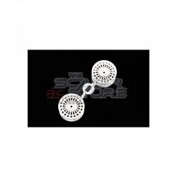 Tamiya 1.9 Lancia Delta HF Wheels (2)