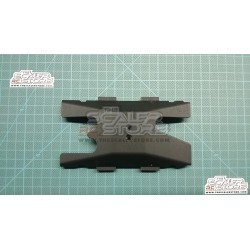 TSS Low Profile ABS Skid Plate for RC4WD TF2
