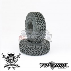Pitbull 1.9 Braven Berserker tires Alien Kompound