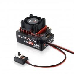 HobbyWing QuicRun 10BL120 Sensored ESC 120A