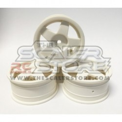 Italtrading Audi Quattro/Ford Focus Wheel Set (4)