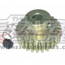 3Racing 48p 26T Aluminum 7075 Pinion