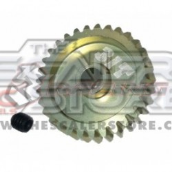 3Racing 48p 31T Aluminum 7075 Pinion