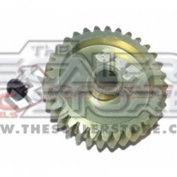 3Racing 48p 32T Aluminum 7075 Pinion