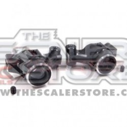 3Racing Aluminum Rear Hub for Sakura Mini/Tamiya M07